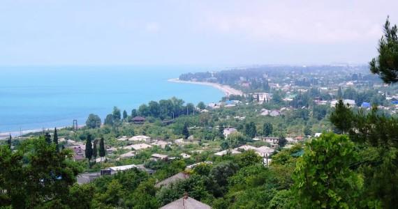 ЦАНДРИПШ - РЕСПУБЛИКА АБХАЗИЯ