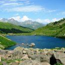 Озеро Мзы (Абхазия)