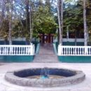 Дача И.В. Сталина на озере Рица (Абхазия)