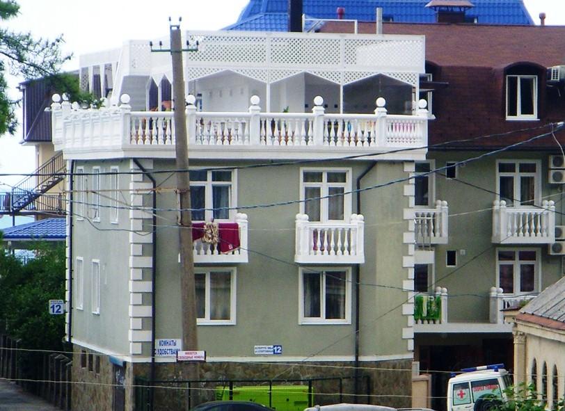 Лучшие гостевые дома в гаграх отзывы