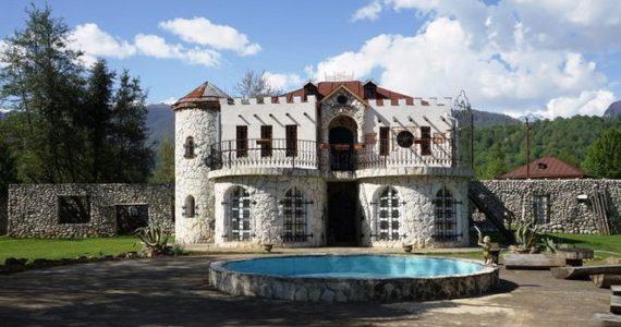 Дом под ключ Гудаута поселок Дурипш