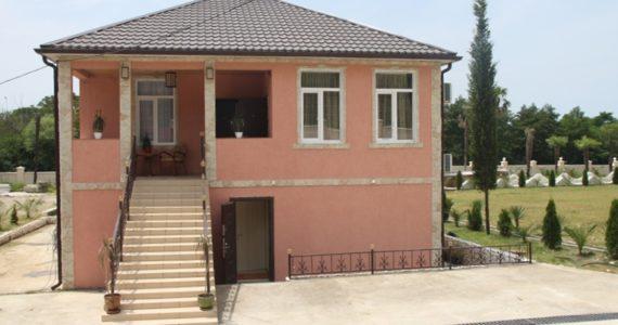Дом под ключ Сухум Абжуйское шоссе № 122