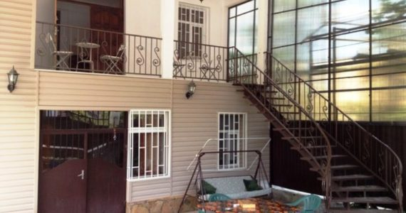 Гостевой дом «СВЕТЛАНА» Гагра ул. Демерджипа № 156 А