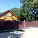 Гостевой дом «ТЕРЕМЪ» Пицунда ул. Приморская № 3 А