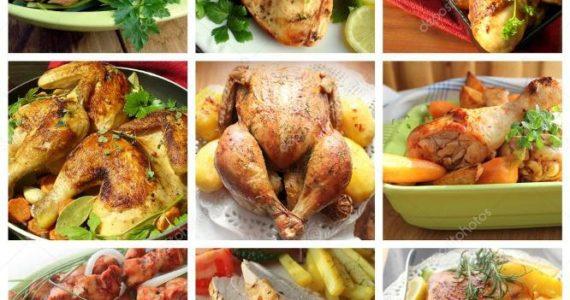 Рецепты блюд по-абхазски из домашней птицы