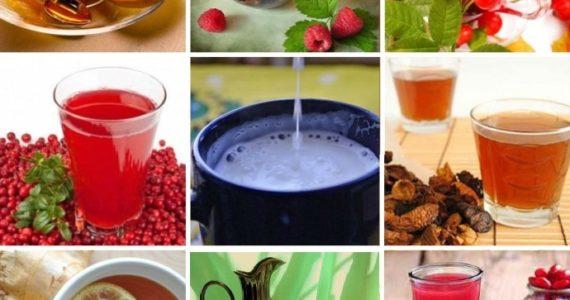 Рецепты напитков, соков и компотов по-абхазски