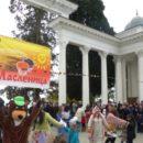 В Абхазии празднуют Масленицу 2018