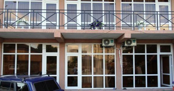 Гостевой дом «Arins Park» Гагра ул. Лакоба № 48