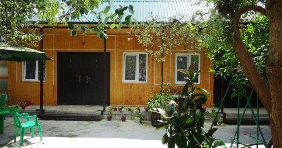 Гостевой дом «У ГАРИКА» Новый Афон ул. Абовяна № 11