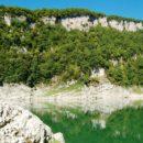Озеро Амткел (Абхазия)