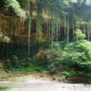 Барьяльский водопад, окрестности (Абхазия)