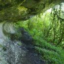 По пути к Шакуранскому водопаду (Абхазия)