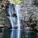 Ольгинские водопады (Абхазия)