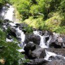 Водопад Молочный (Абхазия)
