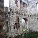 Царская усадьба в Цандрыпше (Абхазия)