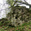 Хашупсинский каньон (Абхазия) - руины Турецкой крепости