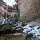 Шакуранский водопад (Абхазия)