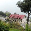 Частный сектор Багрипш поселок Холодная Речка