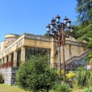 Дача Горбачева в Мюссере (Абхазия)