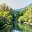 Новоафонский Приморский парк (Абхазия)