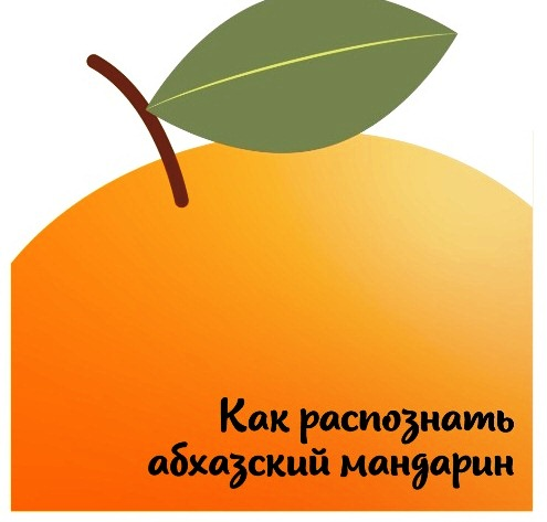 Как распознать абхазский мандарин?
