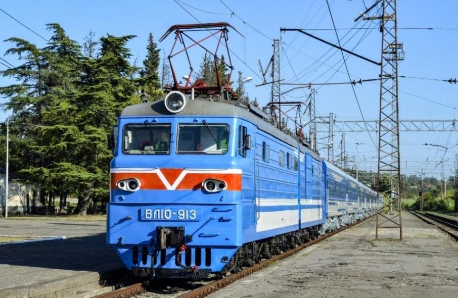 В новогодние праздники ретро-поезд «СОЧИ» будет ходить в Гагру из Кисловодска