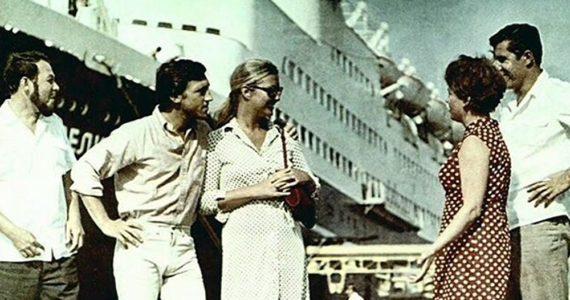 Морские вояжи Владимира Высоцкого в Абхазию