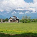 Село Лыхны (Абхазия)