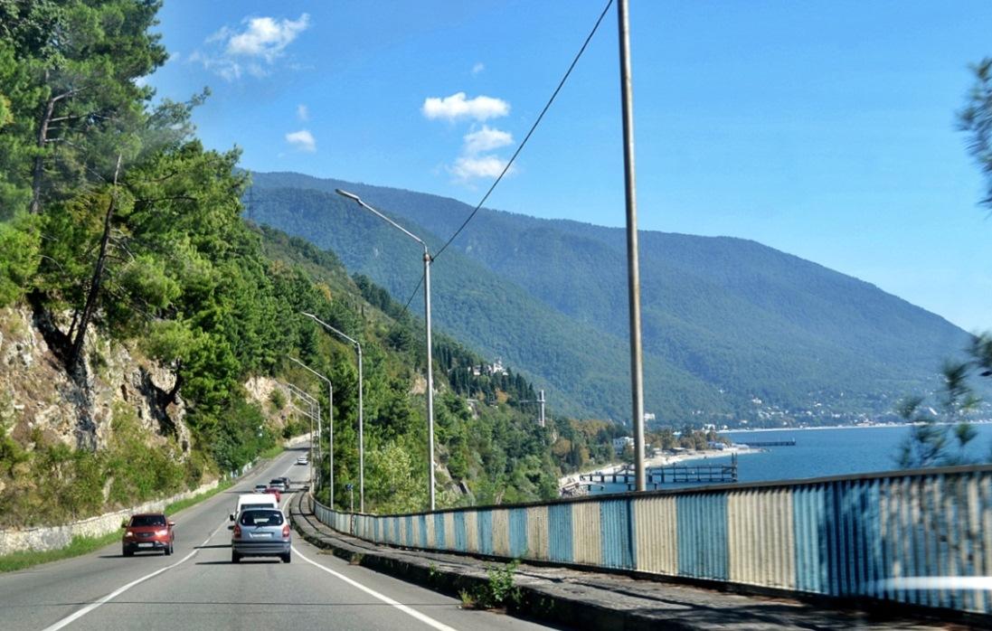 Поездка в Абхазию на собственной машине: СОВЕТЫ