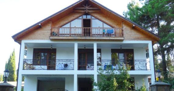 Гостевой дом «ЛЮДМИЛА» ул. Гицба № 2а